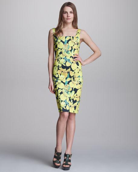 Blair Floral-Print Dress