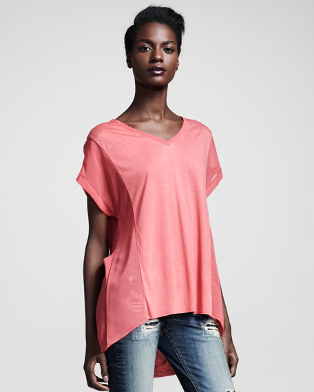 Helena Top, Coral