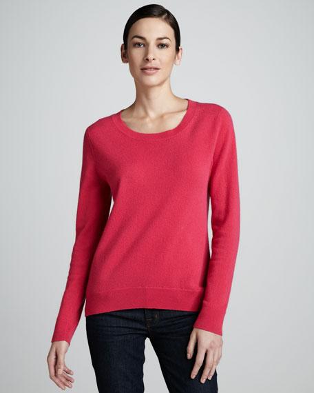 Basic Cashmere Sweater