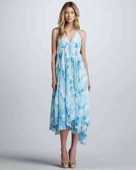 Adalyn Printed Maxi Dress