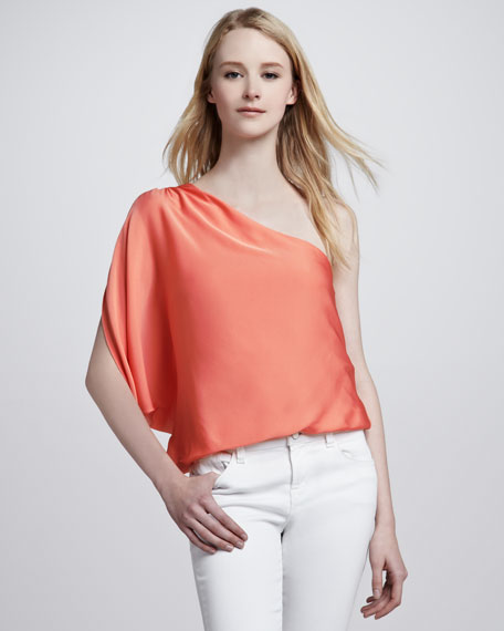 Keri One-Shoulder Top