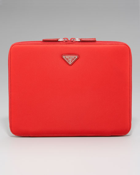 Nylon iPad Case