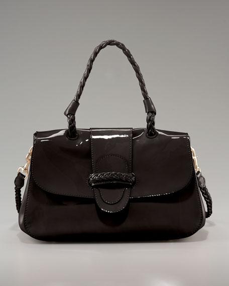 Patent Leather Histoire Bag