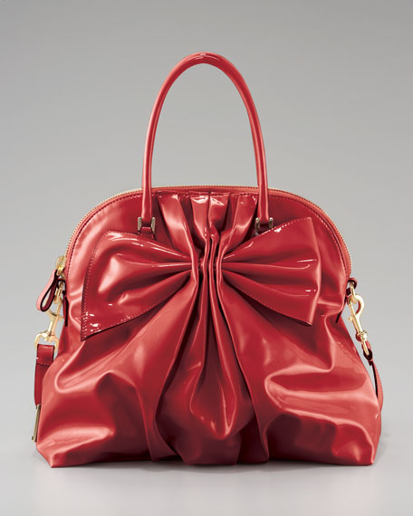 Double-Handle Bow Bag