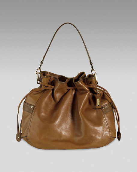 Vintage Denny Drawstring Bag