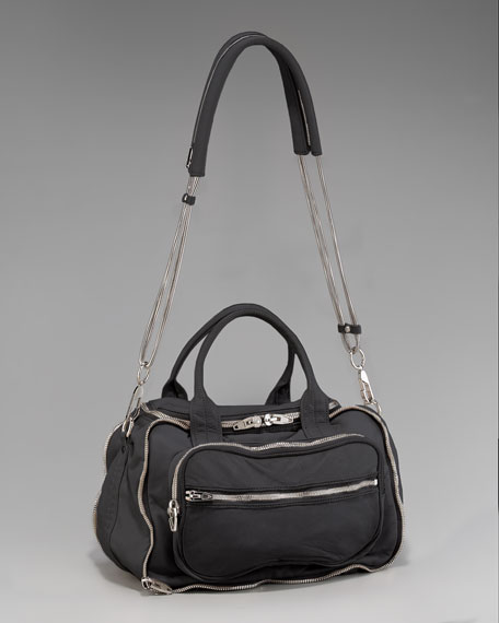 Eugene Zipper Satchel