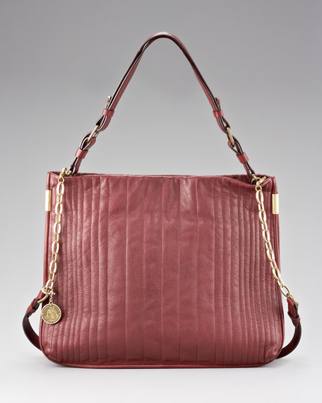 Lanvin Quilted Amalia Bucket Tote