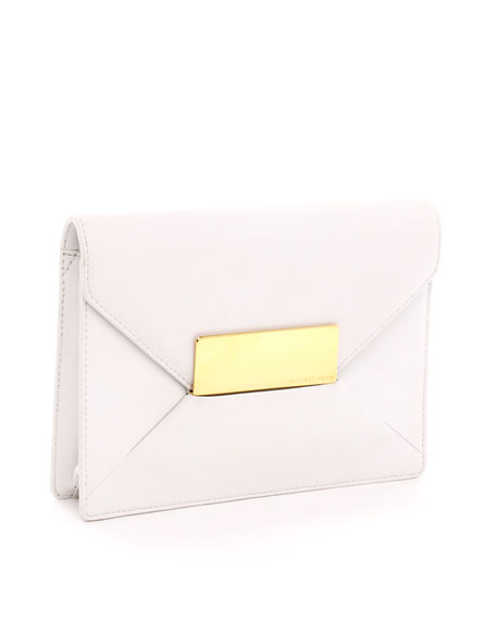 Quinn Clutch, Optic White