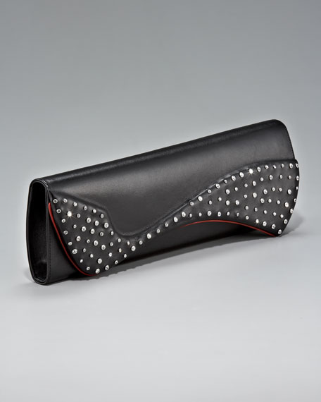 Pigalle Crystallized Clutch