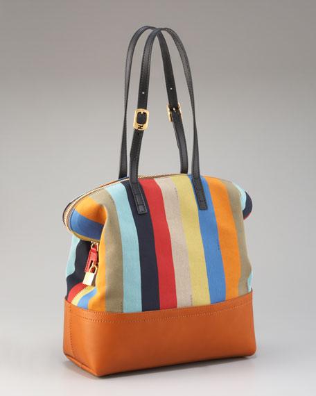 2Bag, Multicolor Stripes