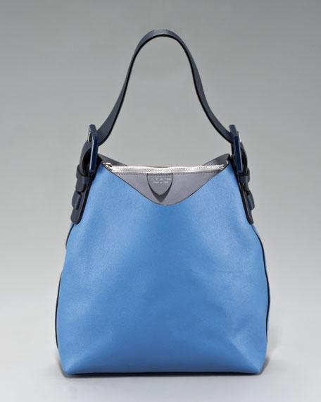 Colorblock Victoria Shoulder Bag