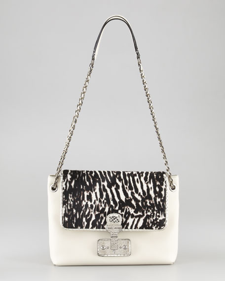 Safari Large Single Shoulder Bag