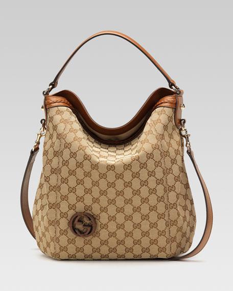 Brick Lane Hobo Bag, Medium