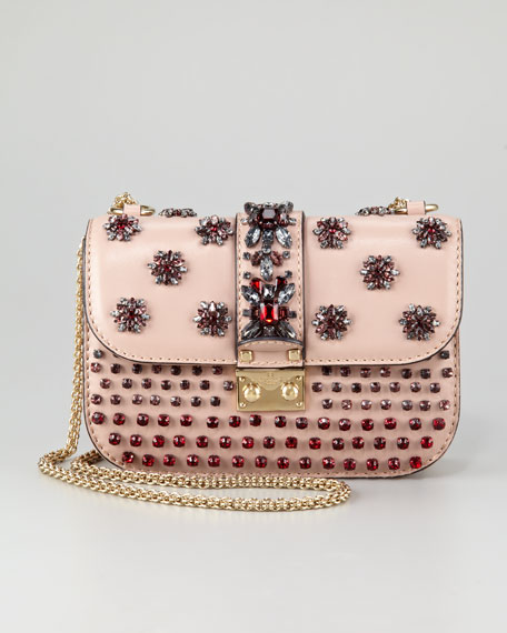Glam-Lock Flap Bag