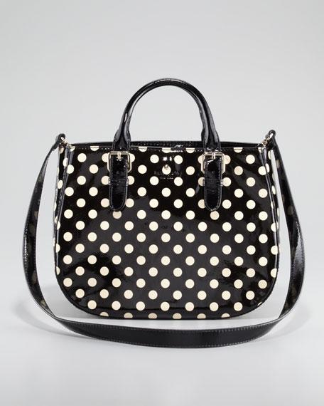 polka-dot carlisle street sylvie bag