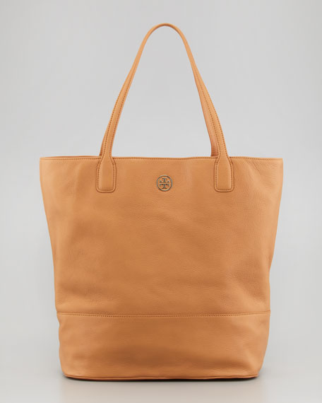 Michelle Tote Bag, Tan
