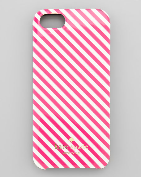 harrison striped iPhone 5 case