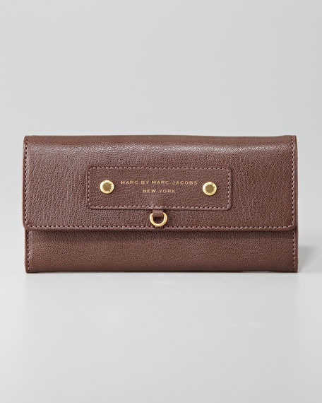 Preppy Continental Wallet
