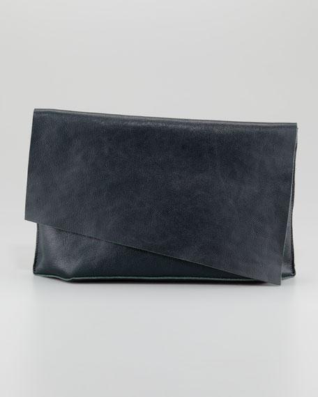Nouveau Convertible Clutch Bag, Evergreen