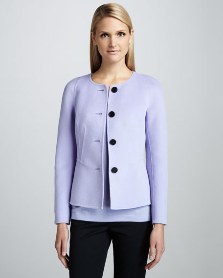 Cailey Twill Jacket