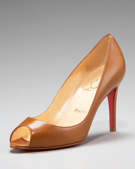 replica christian louboutin mens shoes - Christian Louboutin You You 85 Leather