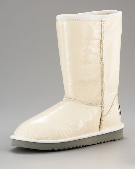 Zipper Short Boot