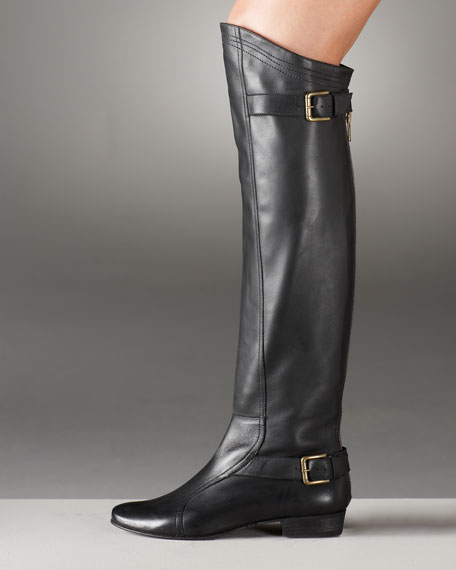 JoieSo Many Roads Over-The-Knee Boot, Leather