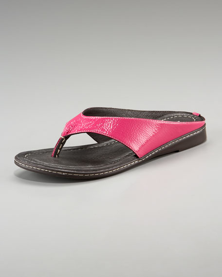 Flexible Thong Sandal