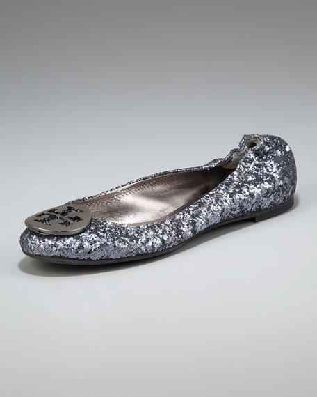 Reva Glitter Ballerina Flat