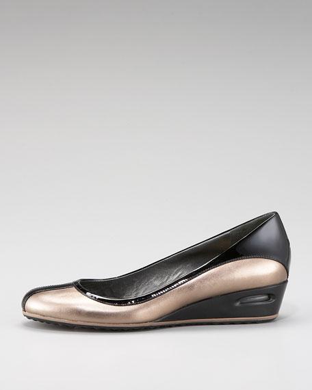 Air Bria Wedge Ballerina Flat