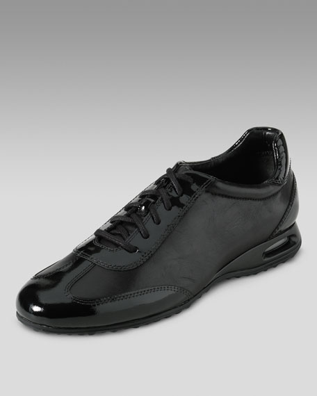 Air Bria Oxford Sneaker, Black
