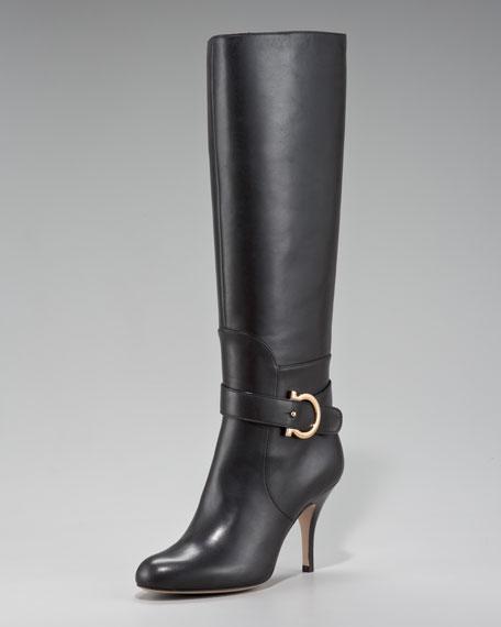 Gancini-Detail Boot