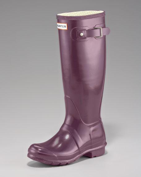 Original Tall Gloss Welly Boot