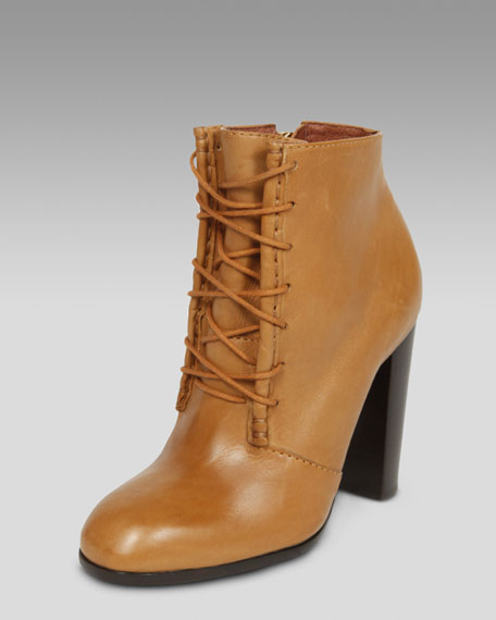 Elizabeth and James Lace-Up Ankle Boot