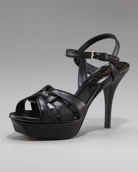 "Tribute Napa Sandal, 4"" Heel"