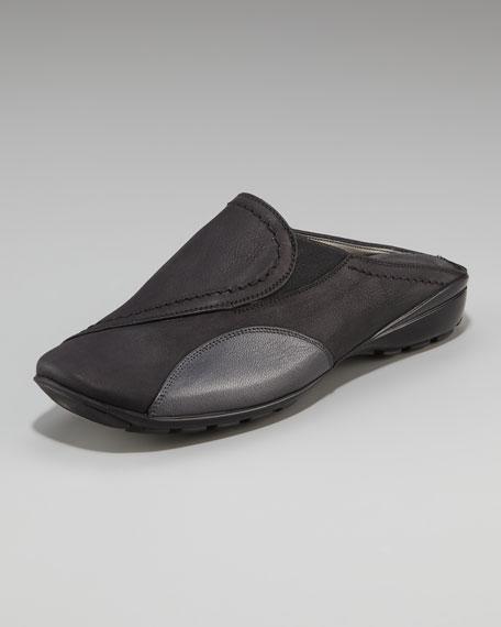 Sesto Meucci Suede/Leather Mule