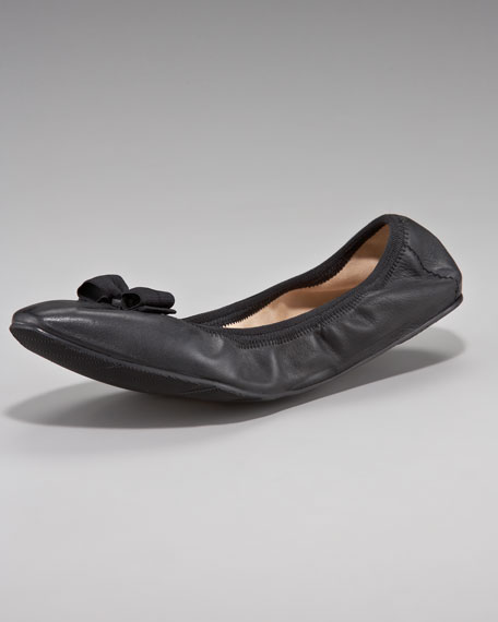 b4bb14582 Salvatore Ferragamo My Joy Ballerina Flat