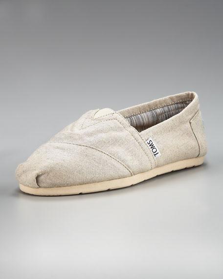 Linen Slip-On