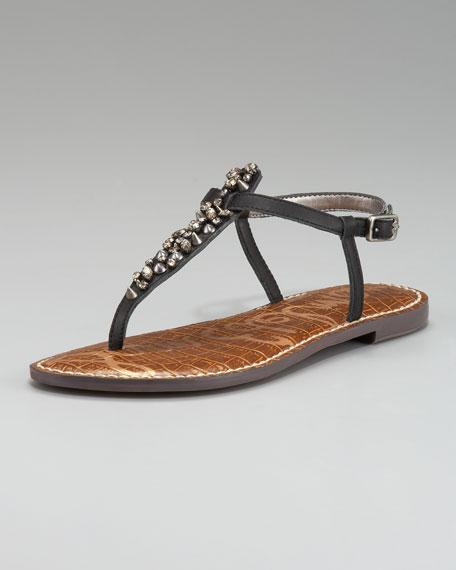 Gwyneth T-Strap Sandal