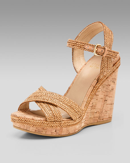 Lanyard Cork Sandal