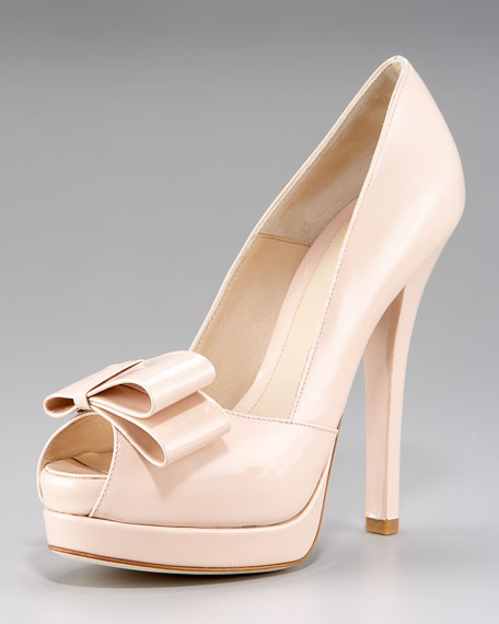 Double-Platform Bow Pump