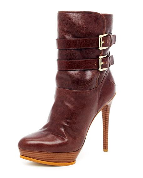 Mae Buckle Boot