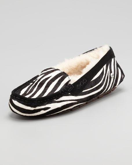 Ansley Exotic Slipper
