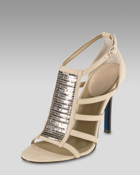 Air Lalita Mesh-Detail Sandal