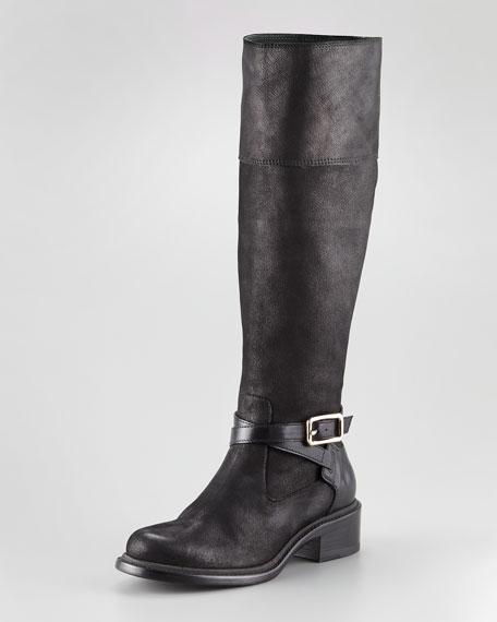 Goatskin Boot