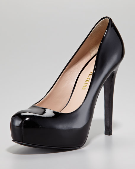 Irisa 2 Patent Leather Pump, Black