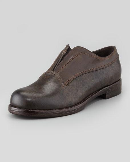 No Lace Shoe, Gray