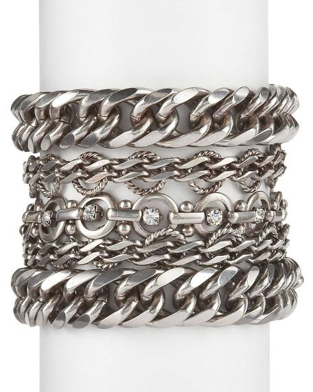 Five-Chain Bracelet