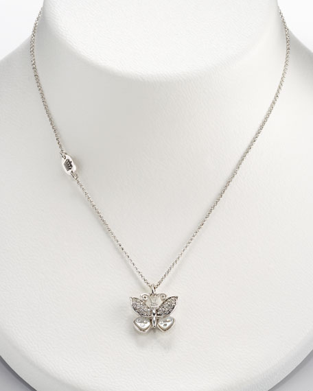Butterfly Wish Necklace