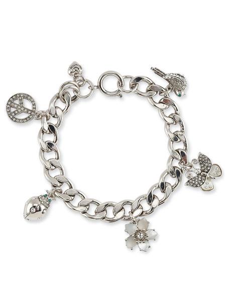 Spring Fling Charm Bracelet
